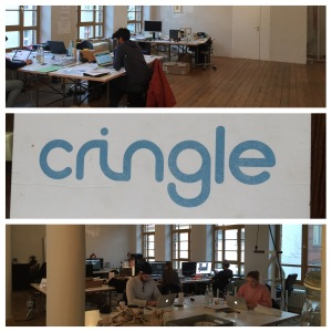 Besuch bei Cringle